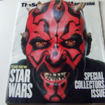 "Star Wars Episode 1 ""The Phantom Menace"" Sunday Times Magazines 1999"